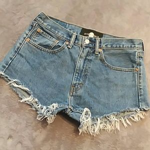 After Party by Nasty Gal women's size 32 shorts